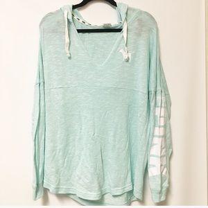 PINK VS pullover hoodie sweatshirt LARGE